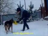 ♥♥♥ WINTER VIDEO♥♥♥ Фризби-фристайл. Бугульма