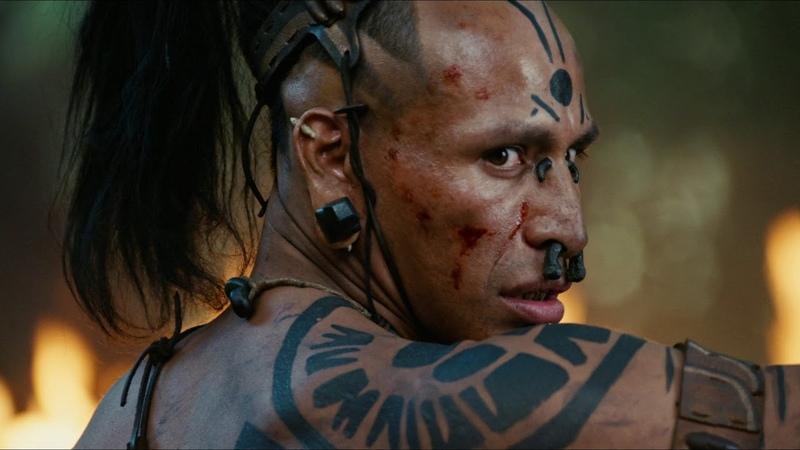 Притча о человеке из кинофильма: Апокалипсис (2006) / Apocalypto (2006) - 1080HD