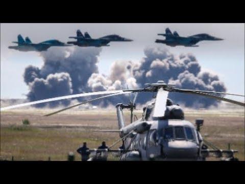 Russia Aviadarts 2018 ★ Su-57, MiG-29, Su-35, Su-34, Su-24, Mil Mi-28, Ka-52.