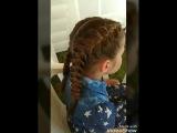 французская коса)