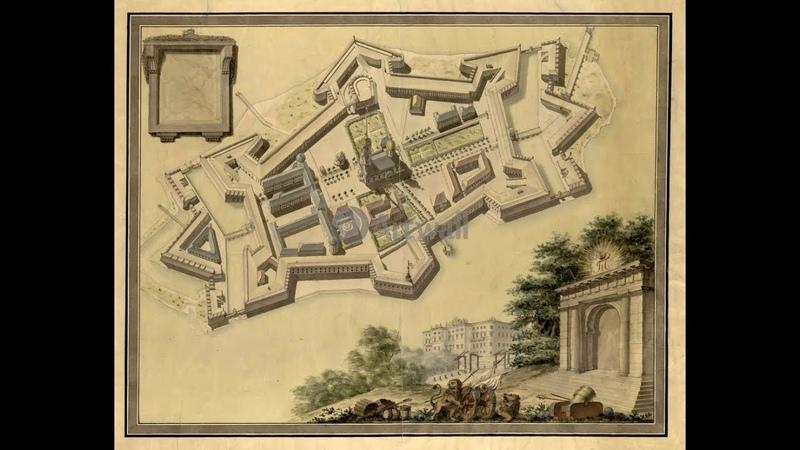 Потоп 18-19 века и тайна крепостей-звёзд Санкт - Петербурга.