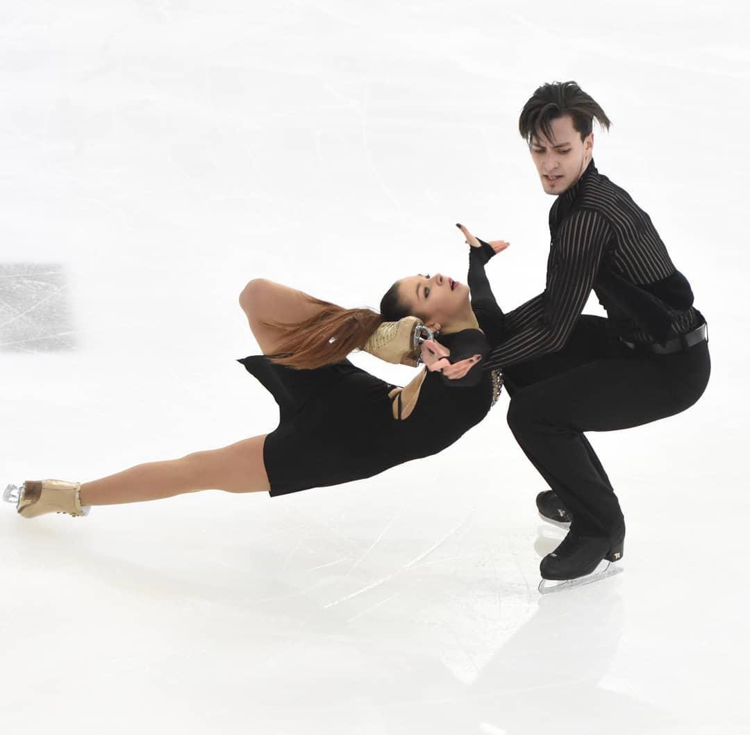 Анастасия Шпилевая - Григорий Смирнов/ танцы на льду - Страница 14 5smtiCF-OCw