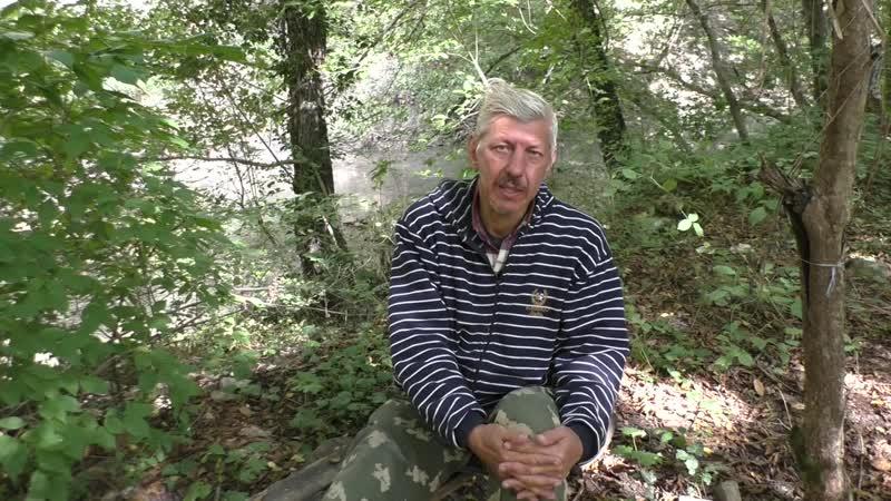 Сергей Дёмин. Горошины Спаса ч. 2