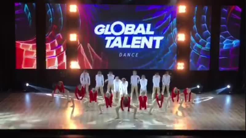 Противостояние - 1 место! на Global Talent Lviv '18 в Malevich Night Club