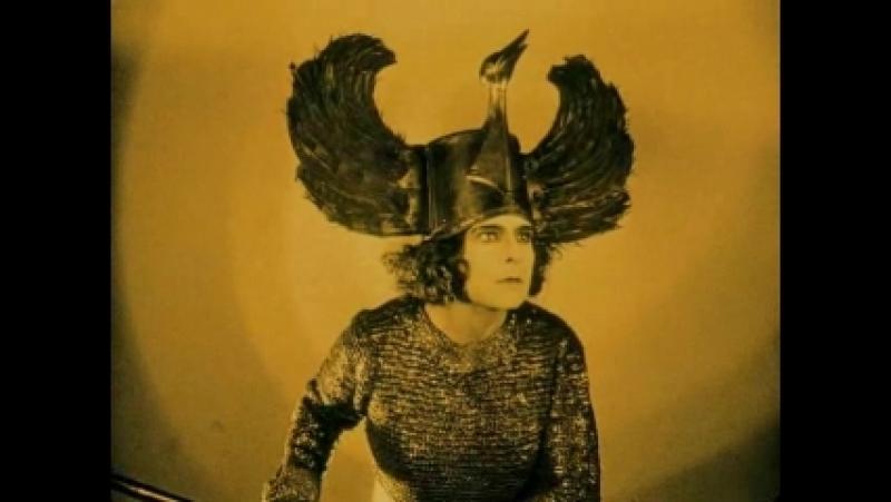 Нибелунги_ Месть Кримхильды (фильм второй) реж. Фриц Ланг 1924
