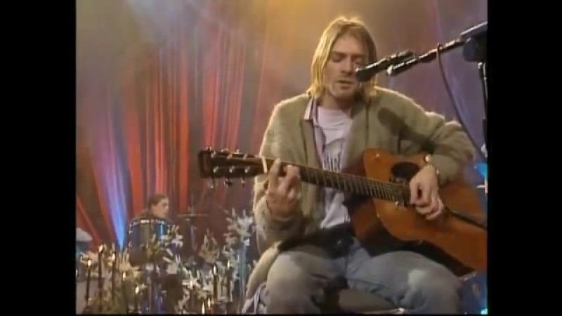 Nirvana - Polly Unplugged In New York