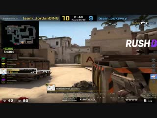 Ace with pistol + awp