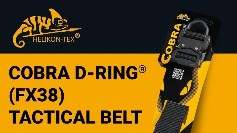 Helikon-Tex - Cobra D-Ring® (FX38) Tactical Belt