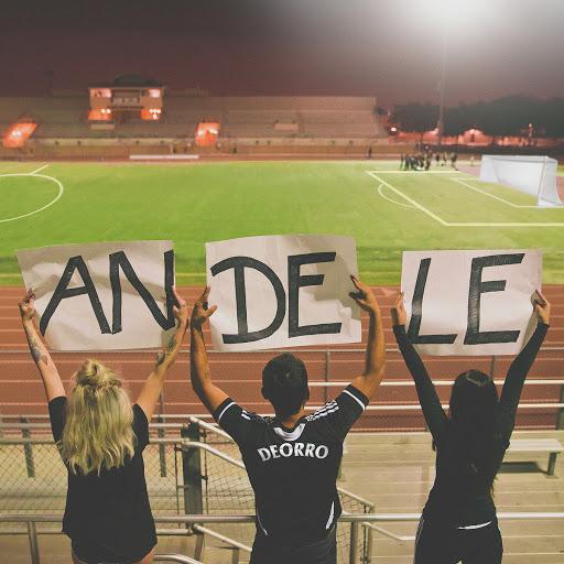 Deorro альбом Andele