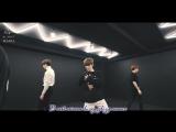[Mania] BLANC7 - FIRE (Urban Dance Ver.) (рус.суб)