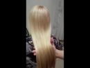 Перламутровая блондинка