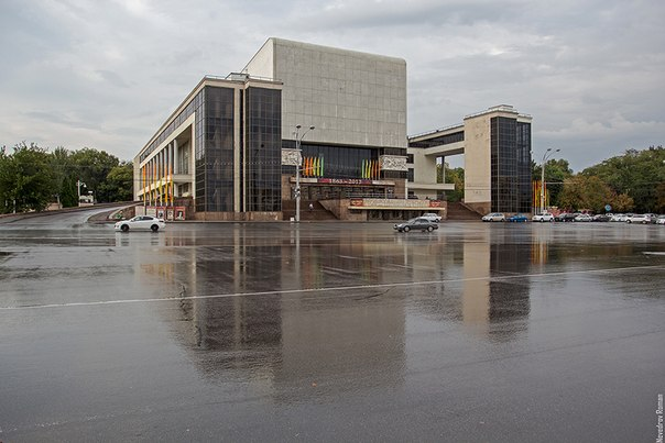 Театр им. Максима Горького Ростов-на-дону