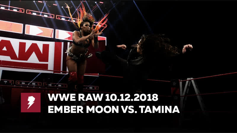 [My1] Ро за 10 декабря - Сегмент Тамина против Эмбер Мун