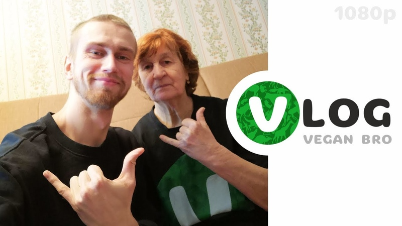ArtPlay. Бабушка веган. Приём батареек. Цель 3,5 млн. рублей. Подарки. vegan bro official