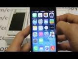 iPhone 5s - 7500руб. видео №2(нет в наличии)