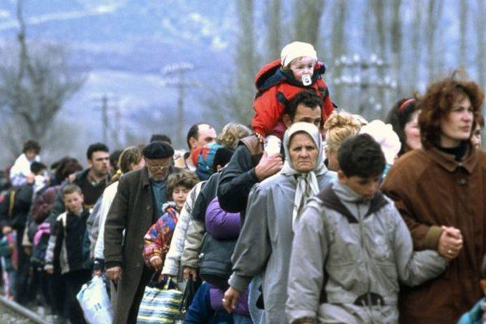 В Донецкой области насчитали почти 500 тысяч переселенцев