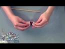 Имитация дерева на мастике fake wood effect on sugarpaste
