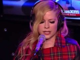 Avril Lavigne - Howard Stern Interview with Chad Kroeger (15.10.2013)