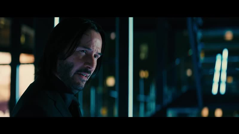 John Wick Chapter 3 Parabellum 2019 Movie New Trailer Keanu Reeves Halle Berry