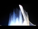 Олимпийский Парк в Сочи. 14.08.2018г. Шоу поющих танцующих фонтанов. Часть 13