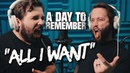 A DAY TO REMEMBER - All I Want (Caleb Hyles and Jonathan Young) - Metal Cover