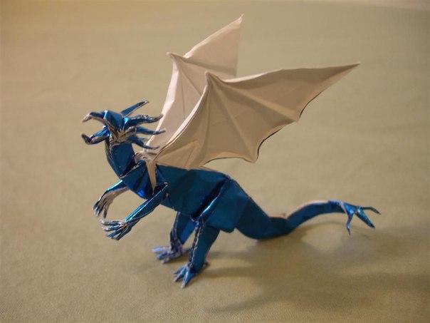как собрать этого драконы,
