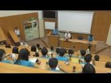 Студенты из Гонконга приехали в Одинцово для знакомства с российской системой образования