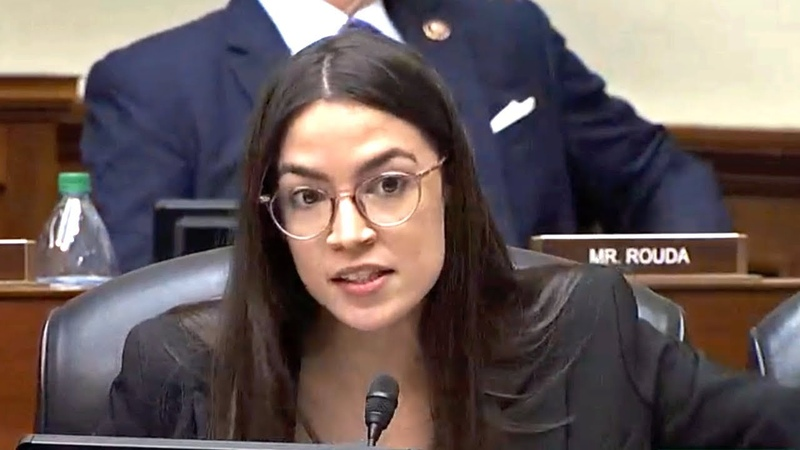 AOC Hammers Trump For Spending Millions On Fake Border Crisis Over Opioid Crisis