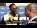 My Interview with 'FEAR THE WALKING DEAD' Star, Colman Domingo
