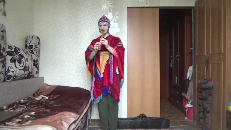Tatanka-Muchachos de Pelo largo)