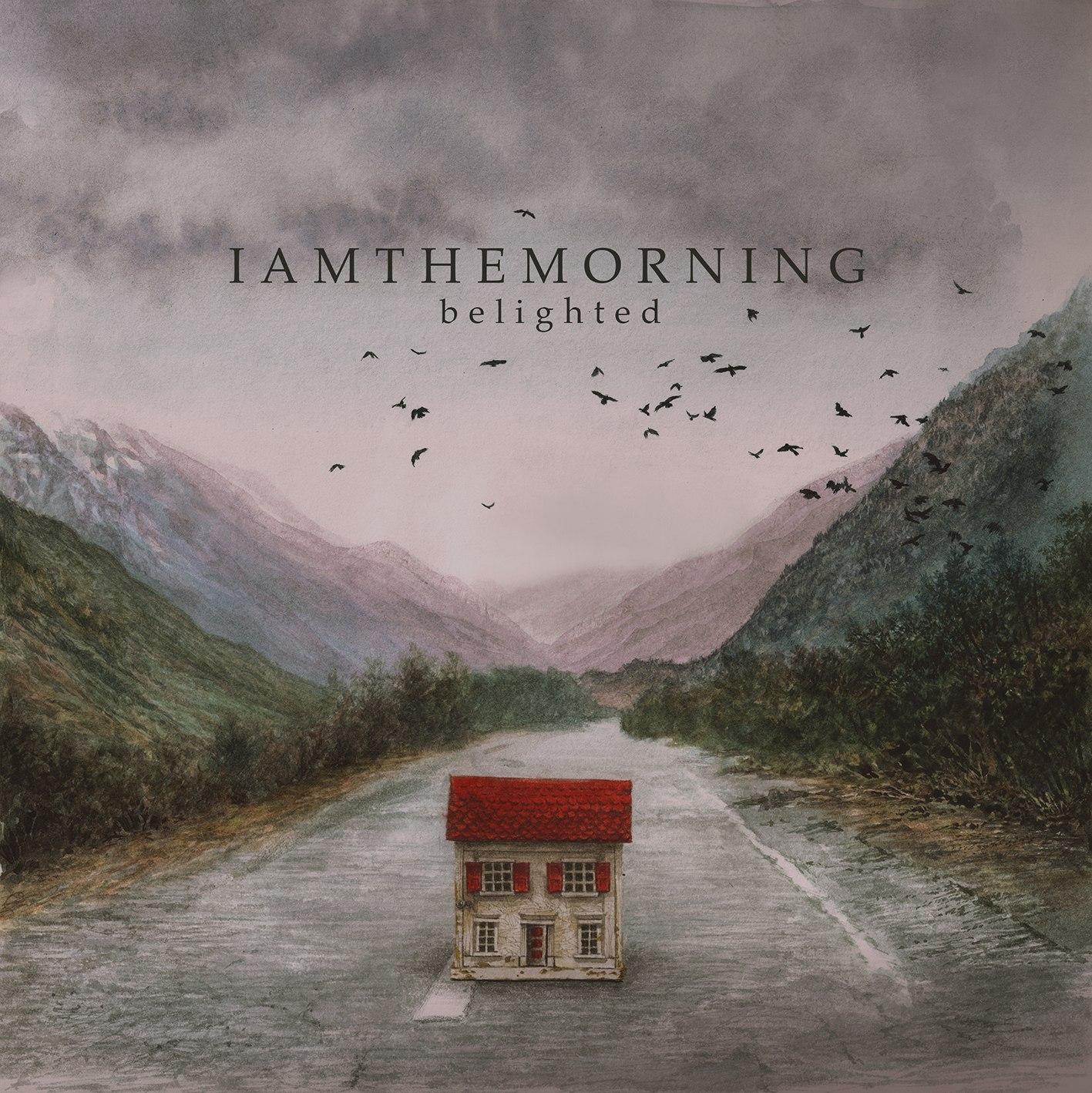 Вышел второй студийный альбом IAMTHEMORNING - Belighted (2014)