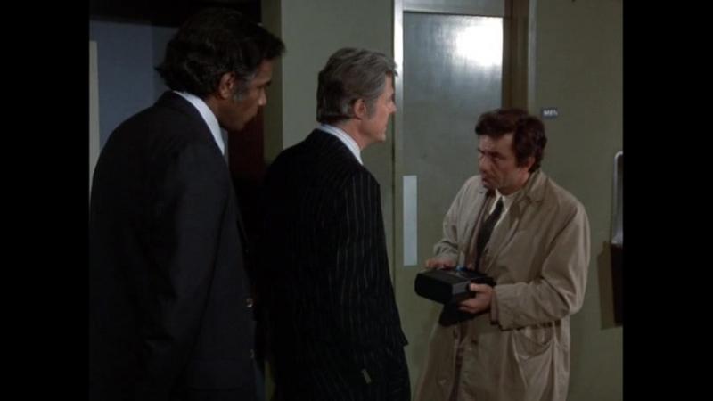 Коломбо.Коломбо теряет терпение(Детектив.1968-2003)