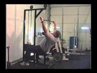 Vogelpohl XXX (Chuck Vogelpohl Westside training DVD) 1/7