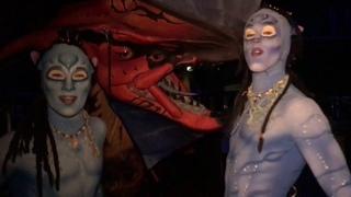 Шоу «TORUK - The First Flight» - с наступающим Новым годом! («Cirque du Soleil», 2019)
