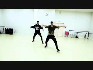 Мастер-класс Hip-Hop (Борис Рябинин) Sterlitamak