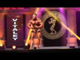 Arnold Classic 2015 Finals   Vitaly Fateev Posing Routine!