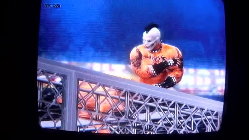 WWE 2K14 DeadFace vs Andre Tha Giant
