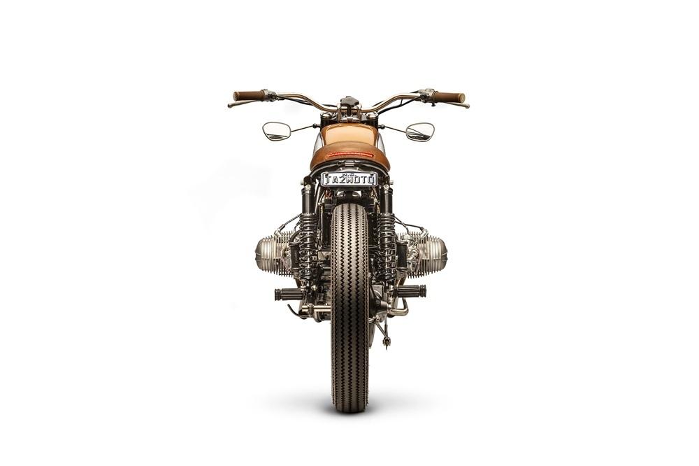 Tattoo Projects: Кастом BMW R75 Bane