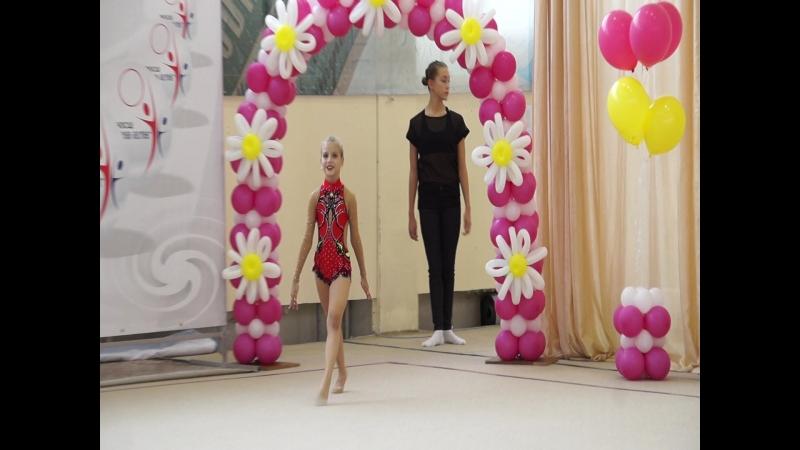 Моя маленькая звездочка Моя гимнастка