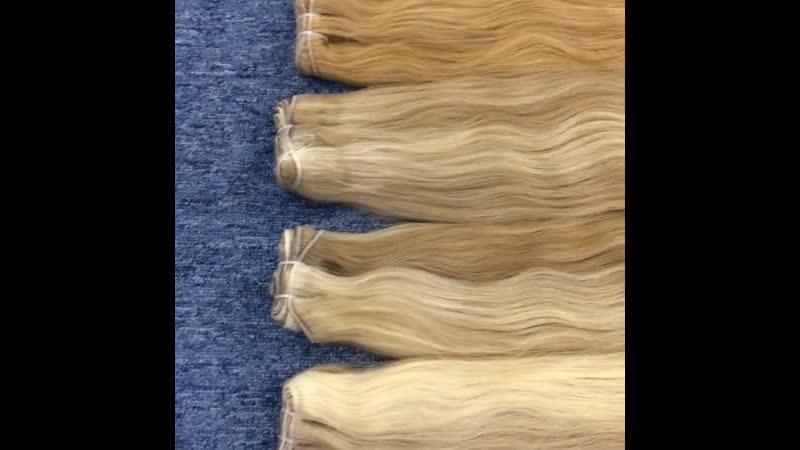 Mary Oscar Hair - Remy Mix Weft