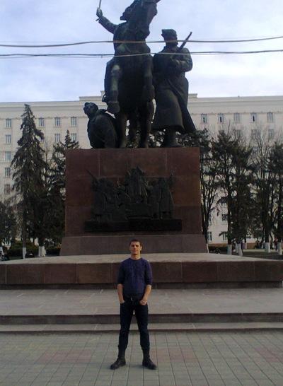 Алексей Чекмасов, 8 апреля 1991, Новороссийск, id188190047