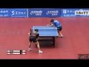 Fan Zhendong vs LIANG Jingkun 2018 Asian Games warm up