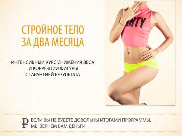 Как за месяц подтянуть тело в домашних условиях - 2470.ru