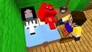 Желейный Мишка И Слендерина Против Привет Сосед В Майнкрафт ~ Мультик Minecraft Медведь Нуб