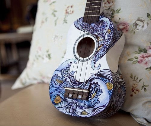 Декор гитар