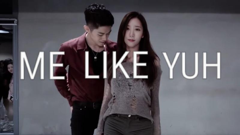 Jay Park Me Like Yuh -1MILLION DANCE STUDIO