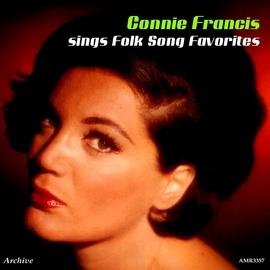 Connie Francis альбом Connie Francis Sings Folk Song Favorites