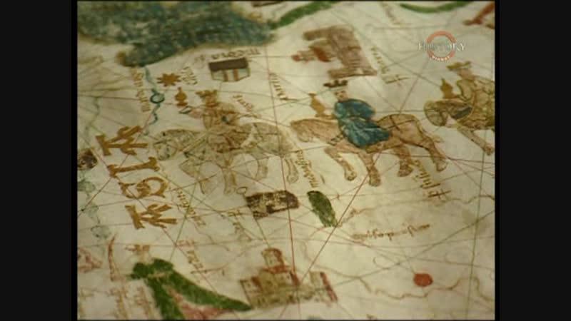 Картографы (1). Карта Вальдземюллера 1507 года.