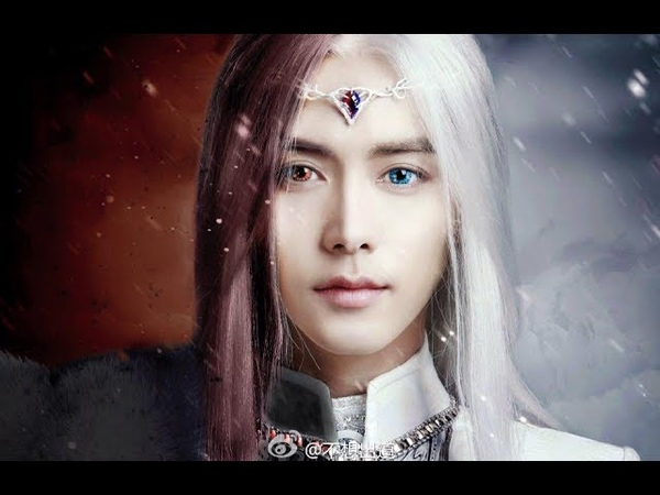 YING KONG SHI THEME FINAL English sub español 《ICE FANTASY 幻城》爱如樱 love as sakura HUANG YU XUN