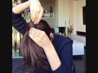 И зачем стричь волосы